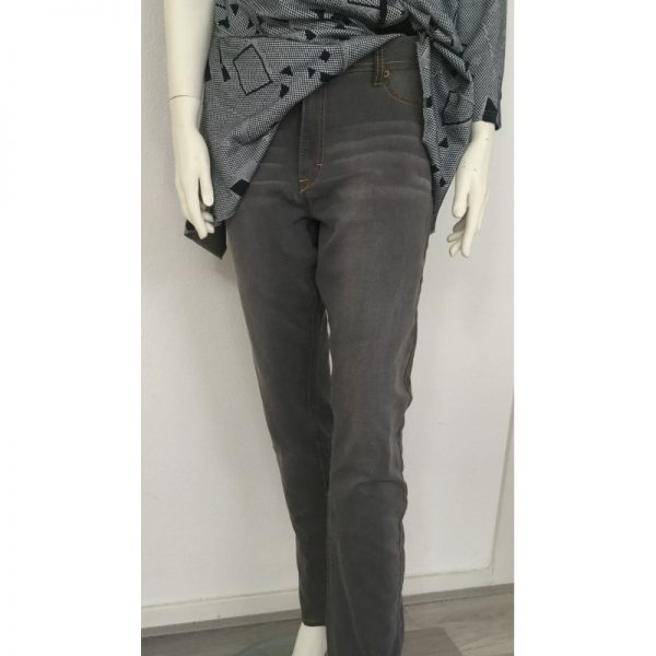 Super stretch denim broek/ legging