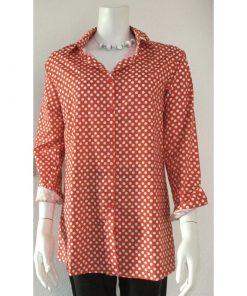 Stippen blouse